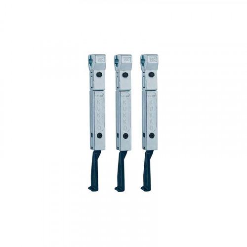 3 особо узких удлинённых захвата (комплект) KUKKO 1-194-S