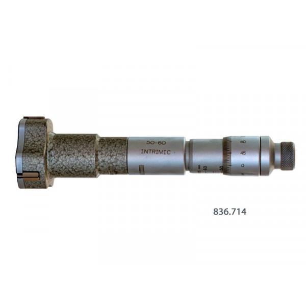 Schut 836.713 Гладкий Трехточечный Нутромер/? 40-50mm
