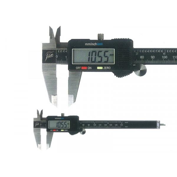 Schut 906.300 Штангенциркуль цифровой Schut 0.01 мм, 0 - 150 мм