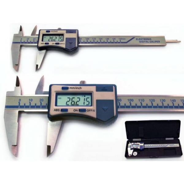 Schut 906.823 Штангенциркуль цифровой Schut 0.005 мм, 0 - 300 мм
