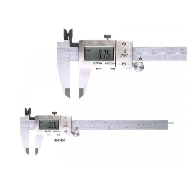 Schut 907.500 Штангенциркуль цифровой Schut IP67 0.1 мм, 0 - 150 мм