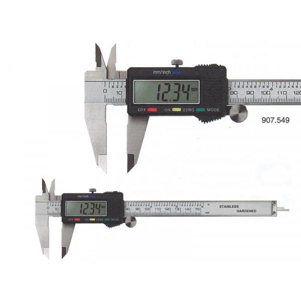 Schut 907.549 Штангенциркуль цифровой Schut 0.01 мм, 0 - 150 мм