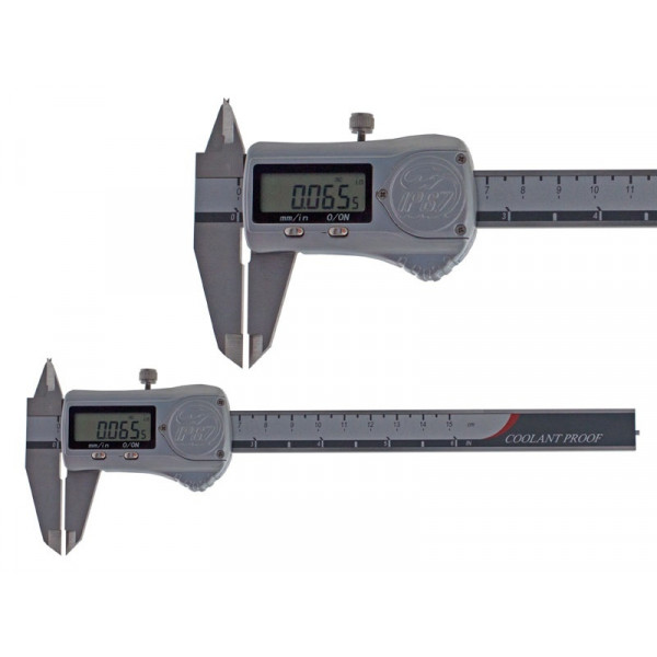 Schut 908.801 Штангенциркуль цифровой Schut IP67 0.01 мм, 0 - 150 мм
