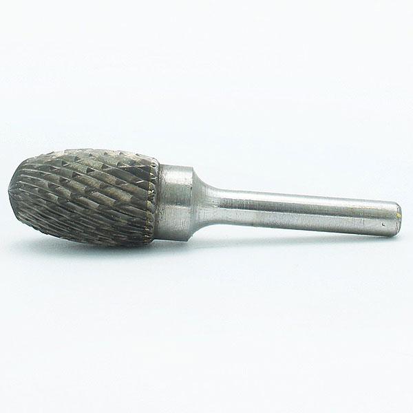 Борфреза овальная O2Z тв. спл. Ø12.7х8 мм Supreme