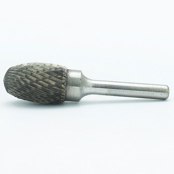 Борфреза овальная MO1 тв. спл. Ø3.0х3 мм удлин. Deluxe