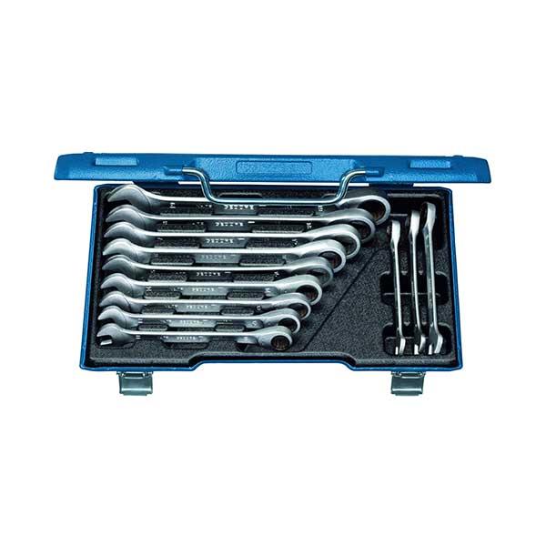 Набор ключей гаечных рожковых с трещоткой 8-19 мм Gedore 2297442