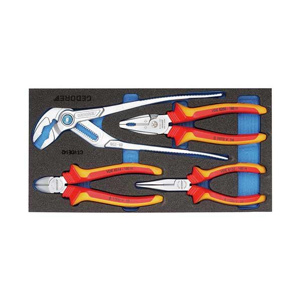 Набор инструментов в СТ-ложементе Gedore 2309033