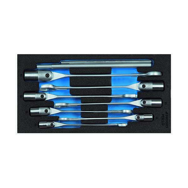 Набор инструментов в СТ-ложементе Gedore 2309076