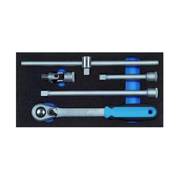 Набор инструментов в СТ-ложементе Gedore 2309114