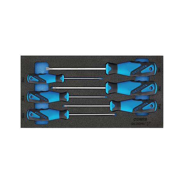 Набор инструментов в СТ-ложементе Gedore 2309157
