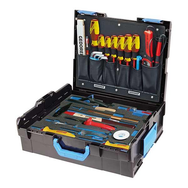 Бокс GEDORE-Sortimo® L-BOXX® 136 с комплектом Электрик, 36 предметов Gedore 2658208