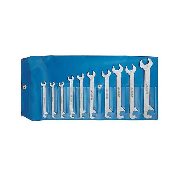 Набор ключей гаечных двусторонних малых 5-13 мм Gedore 6099000