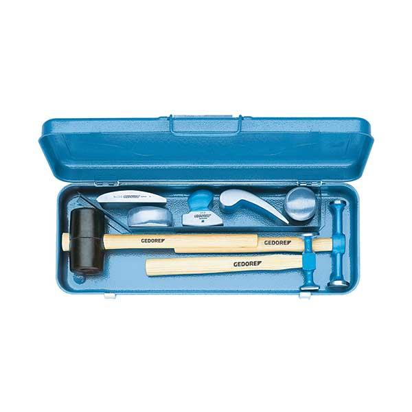 Набор инструментов для правки кузова 8 предметов Gedore 6459150