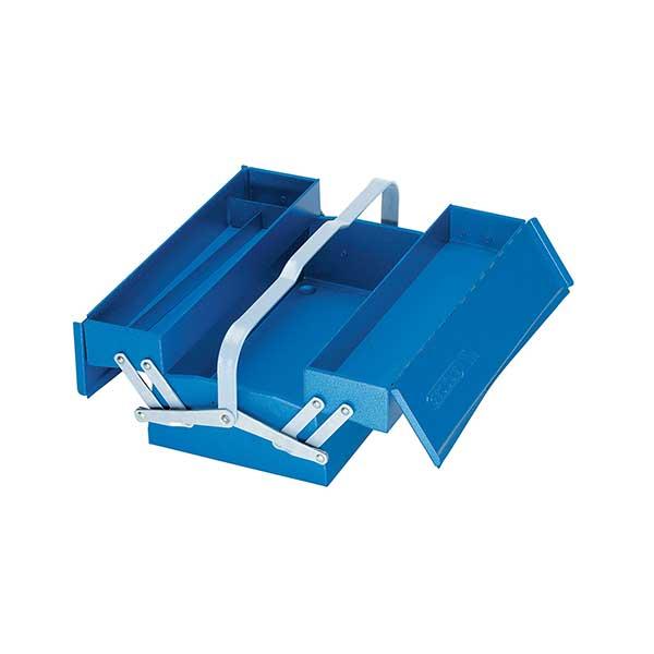 Инструментальный чемодан с 3 отделениями, 160x420x225 mm Gedore 6608250