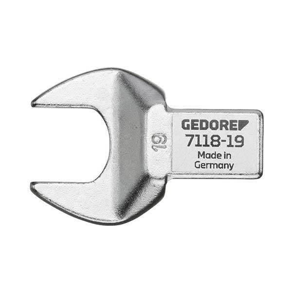 Насадка рожковая для прямоугольного привода SE 14x18, 30 мм Gedore 7691260