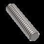 Винт трапецеидальный d=20 мм, шаг резьбы 4 мм, L=300 см, TR 20-4-D TECHNIX