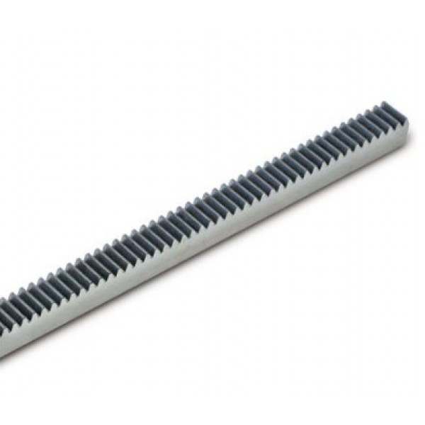 Рейка зубчатая прямозубая: 15x15, L=2000 мм, M=1 CR26200 TECHNIX