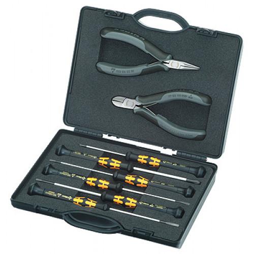 Набор инструментов для электроники 00 20 18 ESD