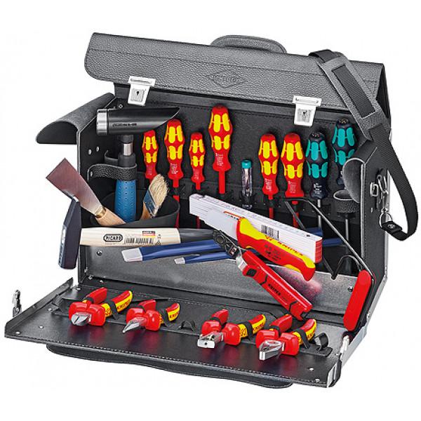 Чемодан с инструментом, 24 предмета  модель Top-Model 00 21 01 TL