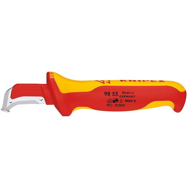 Нож для удаления оболочек кабелей 98 55
