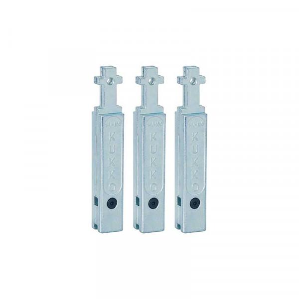 3 удлинителя захватов (комплект) KUKKO 1-V-100-S