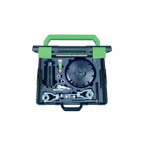 Гидравлический съёмник ступицы колеса KUKKO 10-G