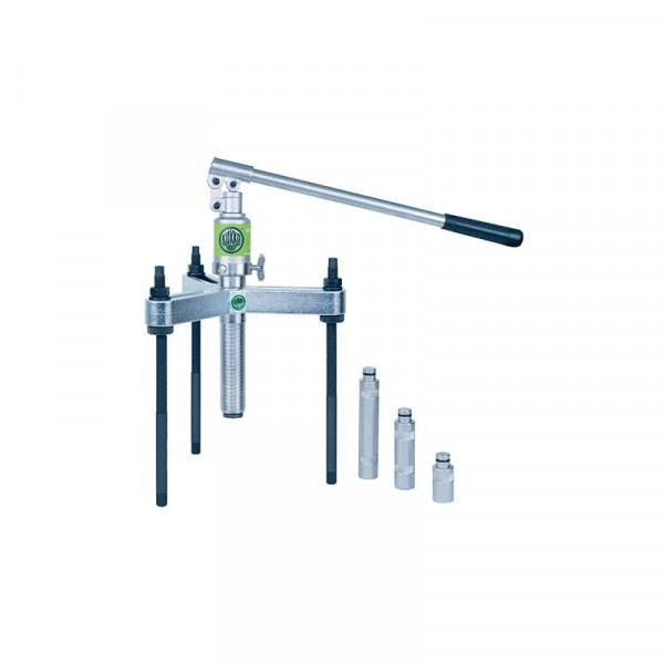 Съёмное приспособление с гидравлическим шпинделем (с рабочей рукояткой) KUKKO 13-HP-180
