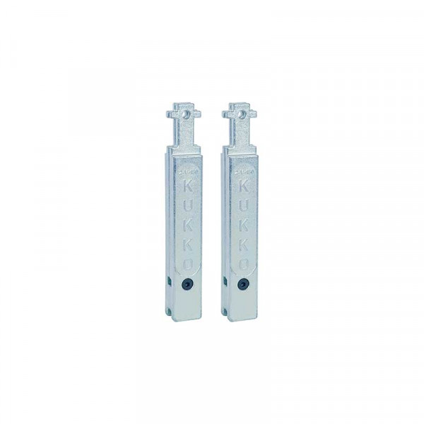 2 удлинителя захватов (комплект) KUKKO 2-V-150-P
