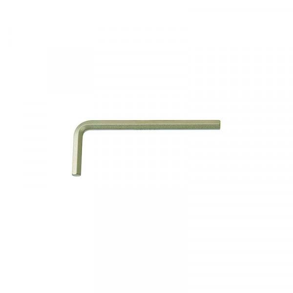 Неискрящий Г-образный ключ TURNUS 201F008