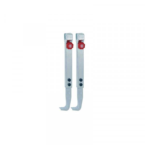 2 удлинённых захвата с быстрой регулировкой (комплект) KUKKO 3-402-P