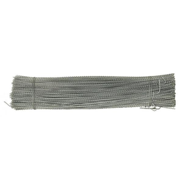 Пломбировочная проволока, оцинкованная, в мотках TURNUS 334-933