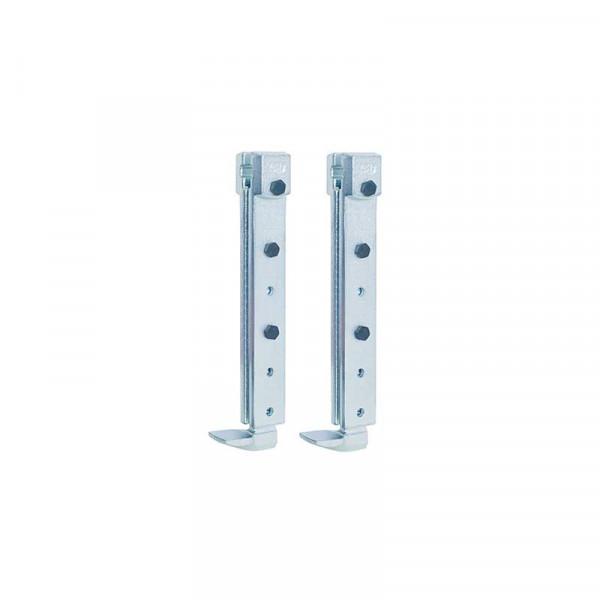 2 захвата  с регулировкой длины (комплект) KUKKO 5-SP-P