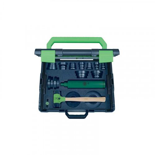 Набор инструментов для монтажа подшипников, лёгкая модель для наружного монтажа KUKKO 71-L