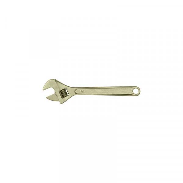 Неискрящий переставной гаечный ключ TURNUS 832F300