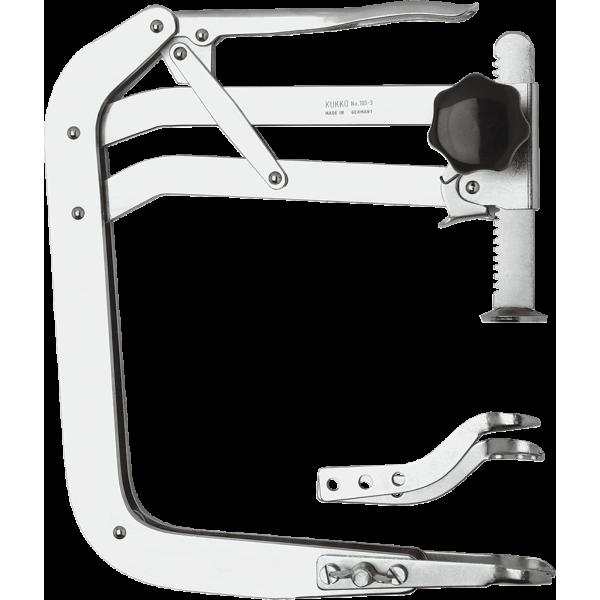 Приспособление для сжатия клапанных пружин KUKKO 103-3