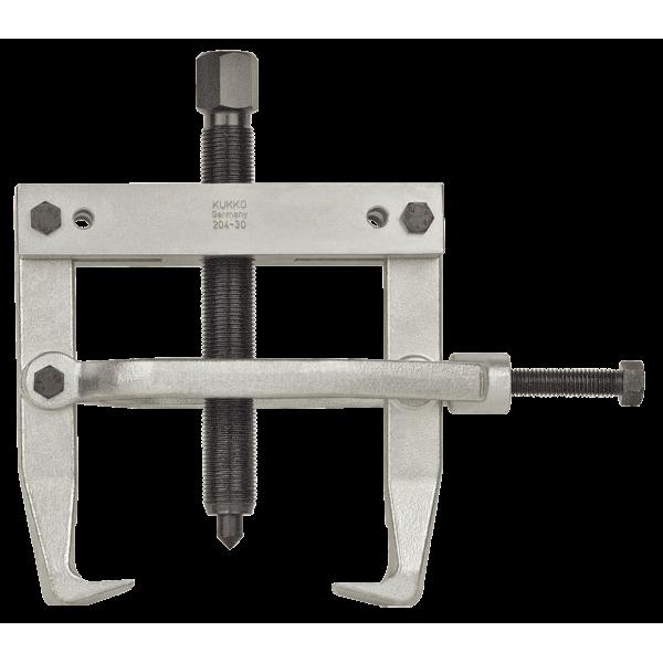 Двухзахватный съёмник регулятора тяг и рычагов тормозной системы KUKKO 204-30