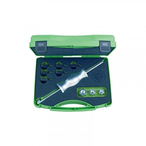 Набор с обратным молотком, в чемодане KUKKO KS-22-01