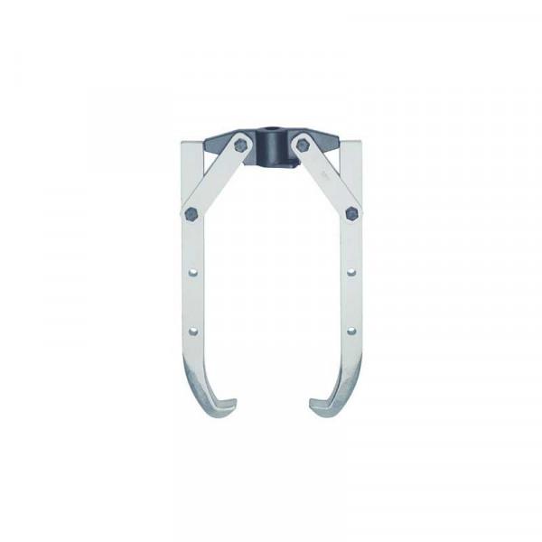 Двухзахватный съёмник с шарнирными захватами (без гидроцилиндра  для привода от насоса) KUKKO Y20-205