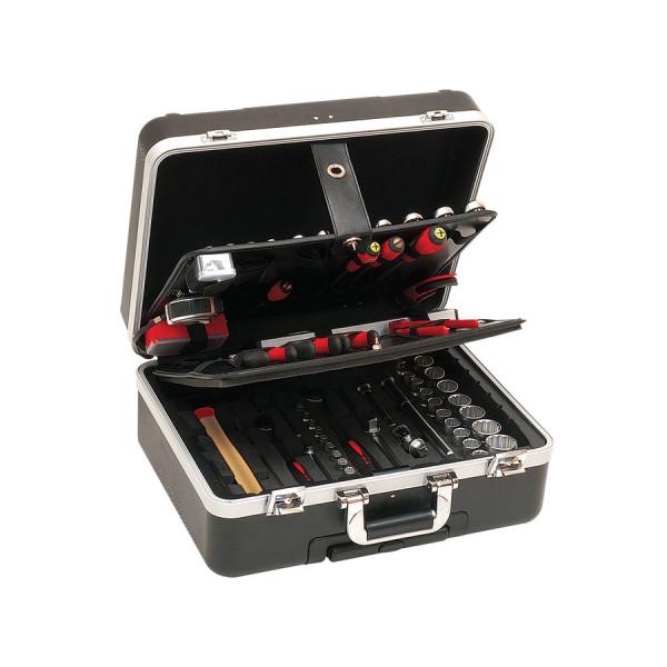 Набор инструмента в чемодане TMMR1 128 предметов 9538128001
