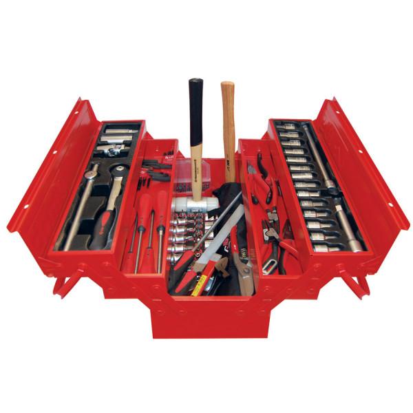 Набор инструмента для автомобилиста - TSA 7 110TA070120