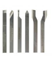 Резцы для токарного станка FD 150/Е, 6 x 6 x 60 мм, 6 шт.