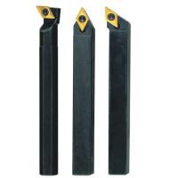 Комплект резцов со сменными твердосплавными накладками, 10х10 мм