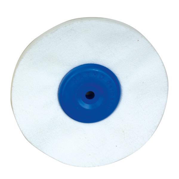 Proxxon 28006 Полировальный круг из микрофибры, 15-слойный (100 мм)