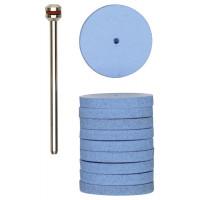 Силиконовые диски для полирования (диаметр 22 мм, 10 шт.)