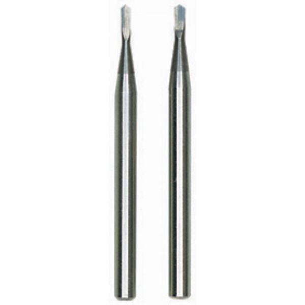 Твердосплавные боры (игольчатые), 2  поз., 0.6 + 0.8 мм
