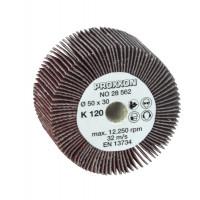 Веерный шлифовальный валец для моделей WAS/E и WAS/A зернистость K 120