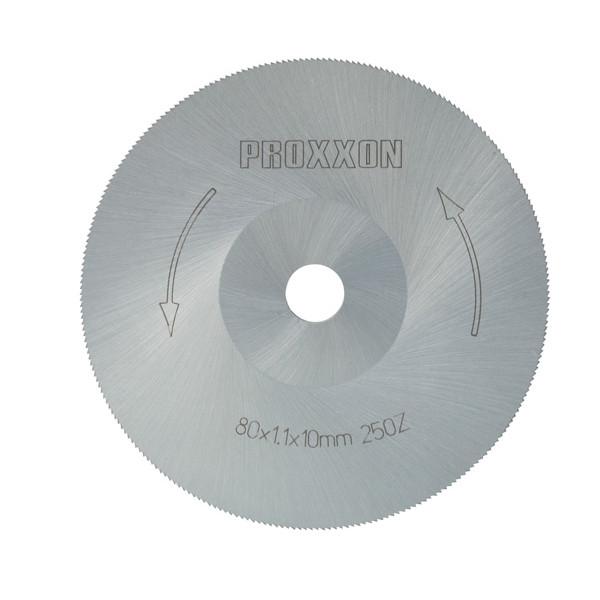 Proxxon 28730 Диск из высоколегированной стали (HSS) для FET 250 зубьев