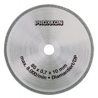 Диск с алмазным напылением, 85 мм