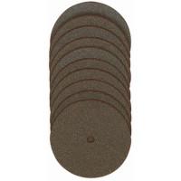 Корундовые отрезные диски, 50  шт., 22 мм