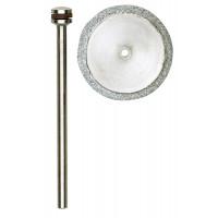 Алмазный отрезной диск, 20 мм с дискодержателем